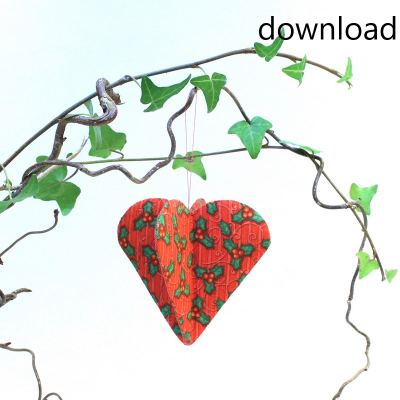 CHRISTMAS HEART PDF