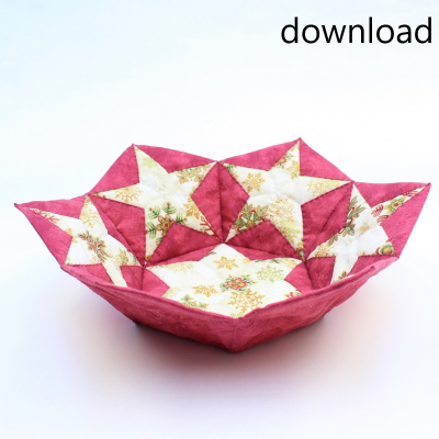 BASKET WITH STARS PDF