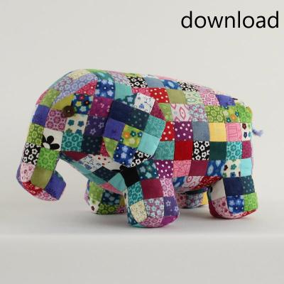 PATCHWORK ELEPHANT PDF